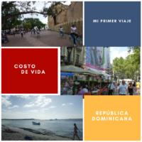 COSTO DE LA VIDA EN LA REPÚBLICA DOMINICANA