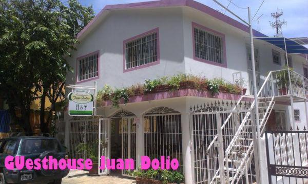 Guesthouse Juan Dolio mochilera divertida