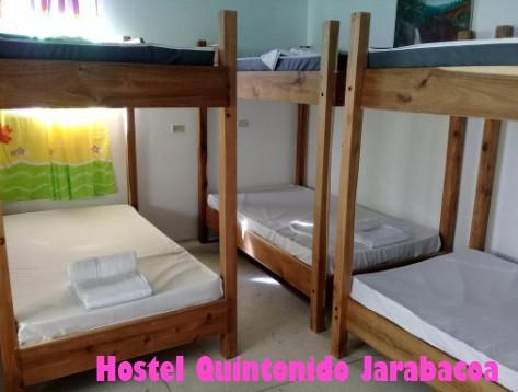 Hostel Quintonido Jarabacoa mochilera divertida