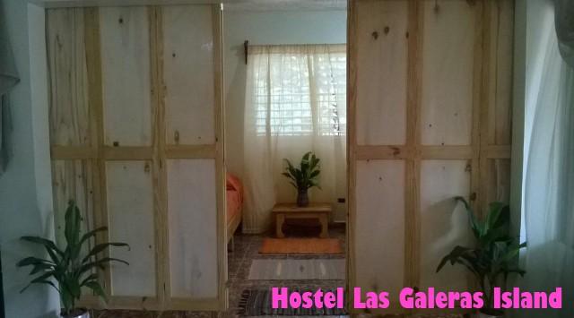 Las Galeras Island Hostel mochilera divertida