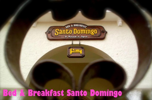 Bed and Breakfast Santo Domingo mochilera divertida