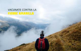 CUALES PAÍSES EXIGEN LA VACUNA CONTRA FIEBRE AMARILLA
