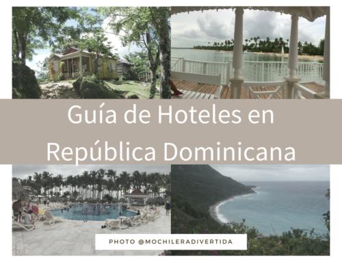 GUIA DE HOTELES EN LA REPÚBLICA DOMINICANA