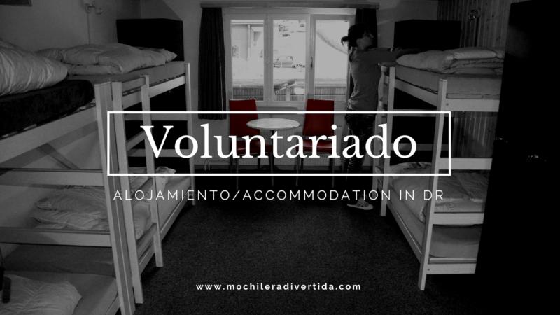 Dónde hacer voluntariado en la República Dominicana Where do volunteer in the Dominican Republic