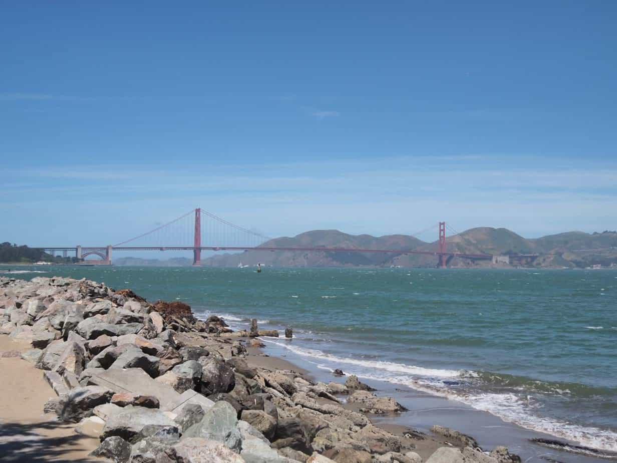 10 LUGARES GRATIS EN SAN FRANCISCO