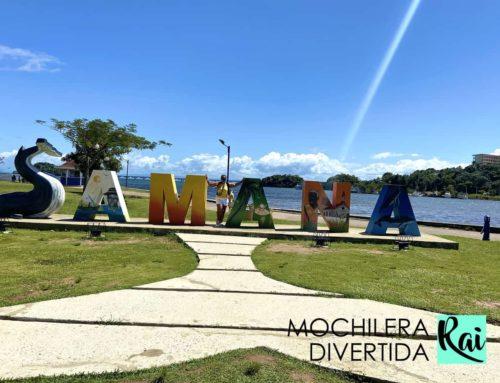 Cómo llegar a BAHÍA de SAMANÁ desde Santo Domingo