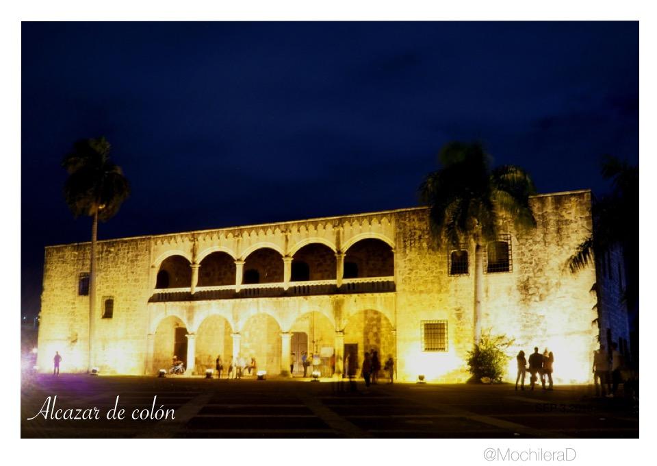 Ciudad Colonial de Santo Domingo Iluminada