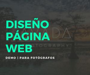 Página Web | para FOTÓGRAFOS