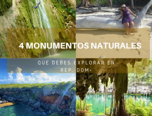 4 MONUMENTOS NATURALES