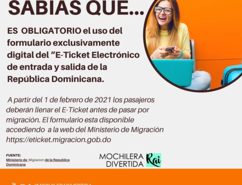 Requisitos para viajar a República Dominicana 2021