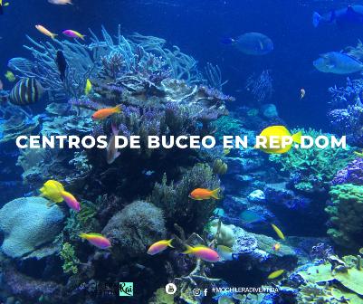 CENTROS DE BUCEO CERTIFICADOS EN REP.DOM